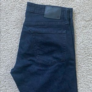 Bonobos Jetsetter Jeans - dark wash slim fit